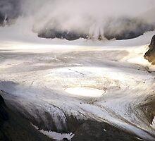 cold landscape by Steve