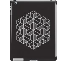 Impossible Shapes: Hexagon iPad Case/Skin