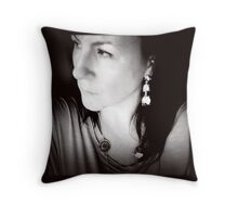 jarhkleen Throw Pillow