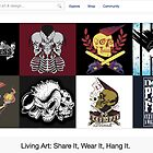 PyschoBilly Mayhem - 7 August 2011 by The RedBubble Homepage