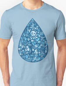 Droplet Doodle T-Shirt