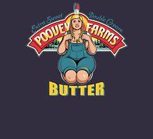 Poovey Farms Butter Unisex T-Shirt
