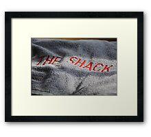 The Shack Framed Print