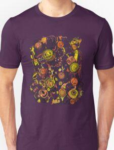 Pencil People Doodle Unisex T-Shirt