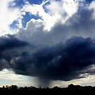 Storm Cloud Over Iluka by Carol James