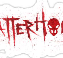 SPLATTERHOUSE Sticker
