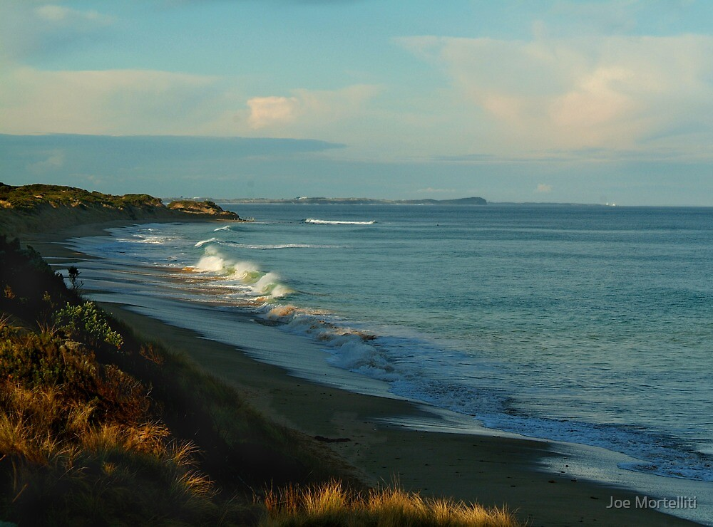 Breamlea, Bellarine Peninsula by Joe Mortelliti