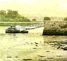 Jetty at Topsham by dmacwill