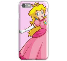 Princess Peach! iPhone Case/Skin