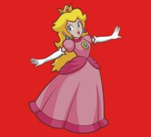 Princess Peach! Kids Tee