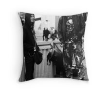Camo cool II Throw Pillow