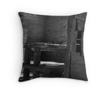 Ducane Hut - Overland Track Tasmania Throw Pillow