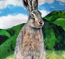 The Hare by Mike Paget