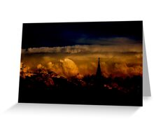 Rollingstorms Greeting Card