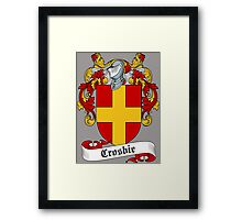 Crosbie Framed Print