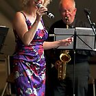 Shipstone Street Jazz Orchestra #7 by cameraimagery