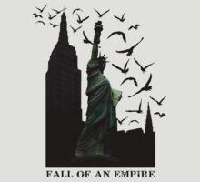 Fall Of An Empire by Kezzarama