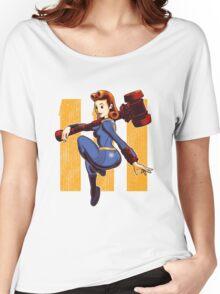 Vault Girl Women's Relaxed Fit T-Shirt