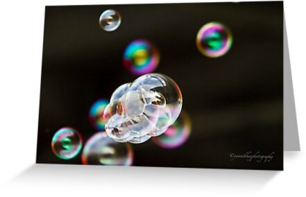 Bubbles by Yannik Hay