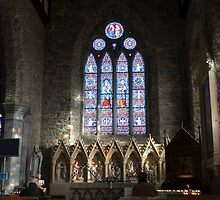 St Mary's Cathedral Killarney Kerry 2 by GeorgiaConroy