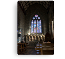 St Mary's Cathedral Killarney Kerry 2 Canvas Print