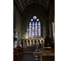 St Mary's Cathedral Killarney Kerry 2 Photographic Print