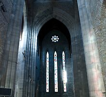 St Mary's Cathedral Killarney Kerry 3 by GeorgiaConroy