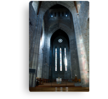 St Mary's Cathedral Killarney Kerry 3 Canvas Print