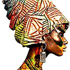 Lagos Woman by Philip Gresham