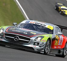 International GT Open Mercedes by Shane Ransom