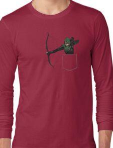 Arrow in my Pocket Long Sleeve T-Shirt