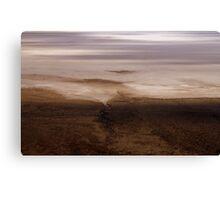 Civilization's Quicksand Canvas Print