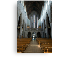 St Mary's Cathedral Killarney Kerry 5 Canvas Print