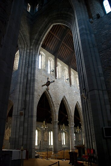 St Mary's Cathedral Killarney Kerry 7 by Georgia Conroy