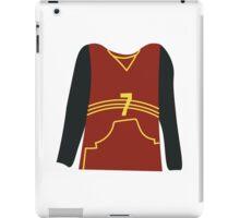 Quidditch Uniform iPad Case/Skin