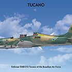 Embraer Tucano Brazil 2 by Claveworks