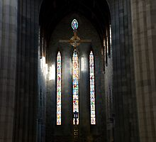 St Mary's Cathedral Killarney Kerry 9 by GeorgiaConroy