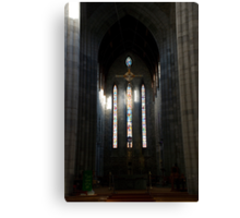 St Mary's Cathedral Killarney Kerry 9 Canvas Print