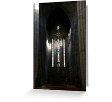 St Mary's Cathedral Killarney Kerry 9 Greeting Card