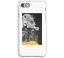 """James with aT"" iPhone Case/Skin"