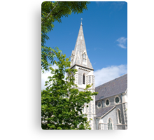 Holy Cross Church Kenmare Kerry Ireland Canvas Print