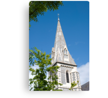 Holy Cross Church Kenmare Kerry Ireland 2 Canvas Print