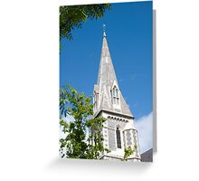 Holy Cross Church Kenmare Kerry Ireland 2 Greeting Card