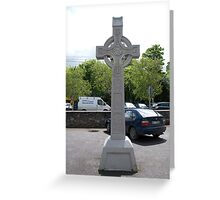 Holy Cross Church Kenmare Kerry Ireland 3 Greeting Card