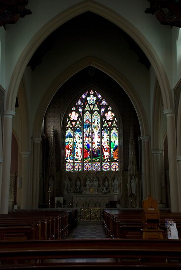 Holy Cross Church Kenmare Kerry Ireland 5 by Georgia Conroy