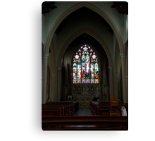 Holy Cross Church Kenmare Kerry Ireland 5 Canvas Print