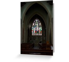 Holy Cross Church Kenmare Kerry Ireland 5 Greeting Card