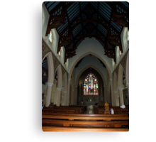 Holy Cross Church Kenmare Kerry Ireland 6 Canvas Print