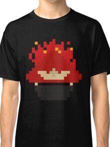Pixel Burning Team Captain Classic T-Shirt