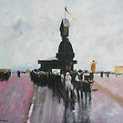 On The Quai, Le Havre from Luigi Loir by Jsimone